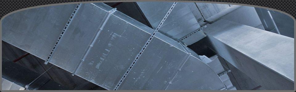 Ventilation system installation