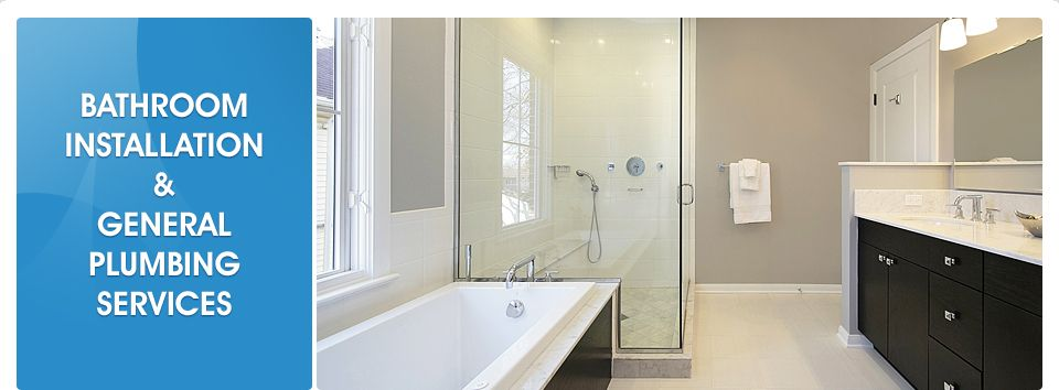 Bathroom installation in Cheshunt